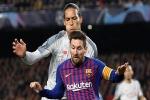 Van Dijk đánh bại Messi, đoạt Cầu thủ xuất sắc nhất năm 2019