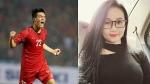 Nhan sắc nóng bỏng của bạn gái tiền đạo Nguyễn Tiến Linh quê Hải Dương