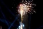 TP. Quảng Ngãi: Bắn pháo hoa đón năm mới 2020 tại khu vực cầu Thạch Bích
