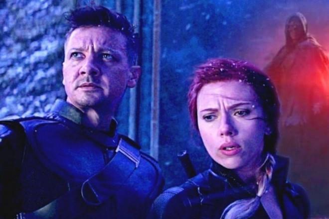Cái chết của Black Widow ở Avengers: Endgame có một phiên bản khác. Ảnh: Disney.
