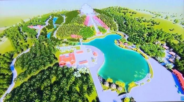 Thái Nguyên: Khu du lịch sinh thái văn hóa Đá Thiên - 'ông vua con' coi thường luật pháp.