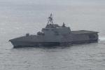 Tàu chiến Mỹ áp sát Hoàng Sa, Trường Sa