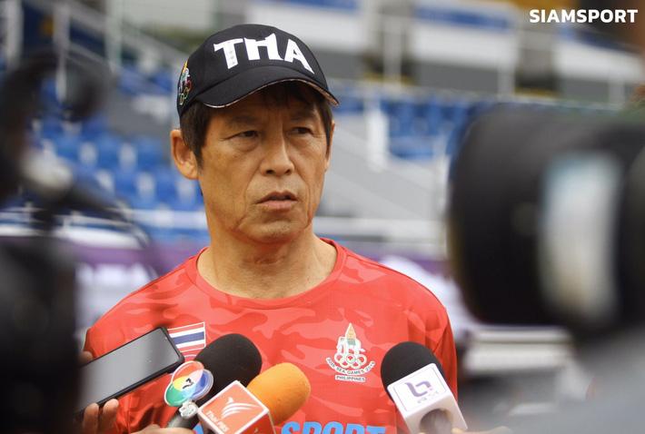 HLV Nishino cho rằng U22 Việt Nam mạnh nhưng không phải không có điểm yếu.