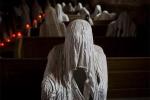 Giật mình cảnh tượng bên trong nhà thờ cổ đầy 'ma'