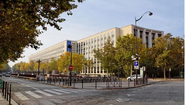 Đại học nghiên cứu khoa học Paris et Lettres. Ảnh: Topuniversities.
