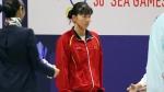 Mặt buồn rười rượi nhận HCV thứ 5 tại SEA Games 2019, Ánh Viên bị nhắc nhở