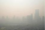 Không khí Hà Nội ở ngưỡng có hại sáng nay