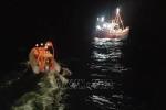 Nhiềungư dân và tàu cá bị sự cố trên biển được cứu nạn an toàn