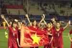 Bóng đá nữ khép lại ngày Vàng của thể thao Việt Nam