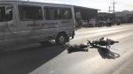 Bình Thuận: Tai nạn xe ôtô và xe máy làm 1 người chết