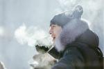 Vì sao khi rét đậm chúng ta lại 'thở ra khói'?