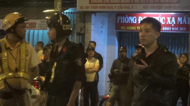 Thượng tá Huỳnh Trung Phong - Trưởng phòng CSGT đường bộ - đường sắt Công an TP Hồ Chí Minh cho biết, đã bố trí đủ lực lượng để xử lý nghiêm những hành vi lợi dụng cổ vũ để gây rối.