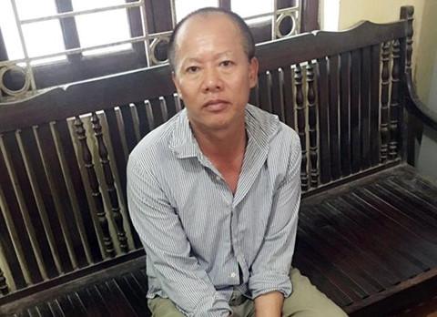 Hung thủ Nguyễn Văn Đông.