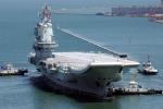 Trung Quốc toan tính gì với tàu sân bay Sơn Đông?