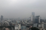 Không khí Hà Nội và TP.HCM sáng nay không tốt