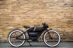 Chi tiết xe đạp kiểu dáng hoài cổ trị giá hơn 5.000 USD