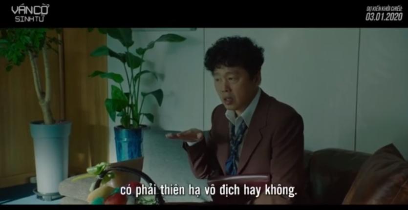 Tác phẩm điện ảnh Hàn Quốc xoay quanh môn cờ vây mang màu sắc giật gân.