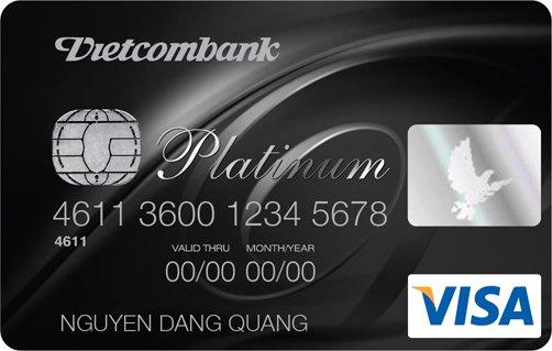 """Visa Credit là thẻ """"chi trước trả sau"""". Ảnh minh họa."""