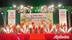 Tiền Giang: Khai mạc Hội chợ Thương mại Xuân Canh Tý năm 2020