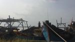 Tiền Giang: Viện kiểm sát thông tin về vụ cháy 5 tàu cá gây thiệt hại 13 tỷ đồng