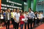 Hơn 500 triệu đồng học bổng đến với học sinh nghèo vượt khó ở Quảng Bình