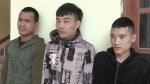 Thanh Hóa: B.ắ.t giữ người trái pháp luật, 3 đối tượng bị bắt