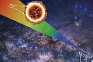 Sửng sốt khám phá hơn 10.000 ngôi sao khổng lồ giàu lithium