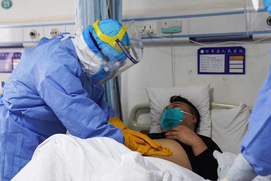 Trung Quốc đã điều trị khỏi bệnh cho hơn 4.000 người bị mắc virus corona.