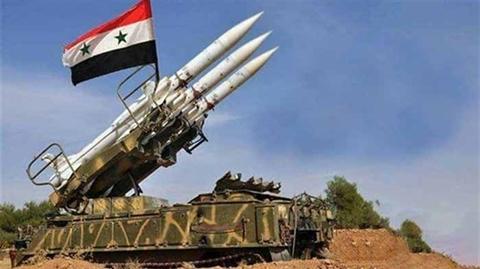 Hệ thống phòng không Syria được báo cáo đã hoạt động hiệu quả hơn sau khi trải qua quá trình nâng cấp.