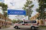 Người cách ly tại Bệnh viện dã chiến ở Củ Chi tăng gấp 3