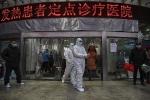 'Kiệt sức' - bác sĩ tại tâm dịch Vũ Hán quá tải và thiếu sự bảo vệ
