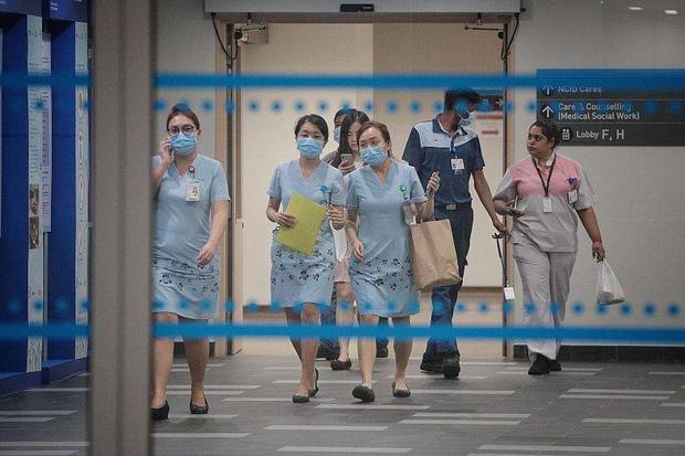 Tình hình dịch bệnh tại Singapore đang diễn ra khá phức tạp.