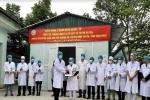Vĩnh Phúc: Khen thưởng đột xuất 29 y bác sĩ trong công tác phòng, chống dịch Covid-19