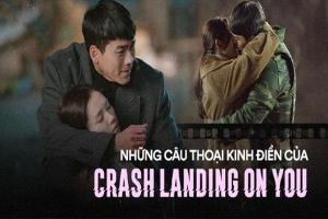 11 câu thoại ngọt ngào nhất Crash Landing on You: Người ấy có mệnh hệ gì, mỗi ngày đời con đều là địa ngục