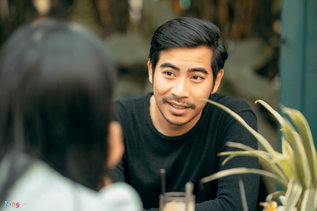 Thanh Bình cho biết anh vẫn nói chuyện vui vẻ và gặp gỡ Ngọc Lan hậu ly hôn.