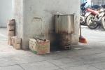 Bếp than tổ ong 'bành trướng' giữa lúc Hà Nội ô nhiễm không khí