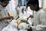 Vụ cháu bé bị dì tưới xăng đốt: Thời gian điều trị phải tính bằng năm