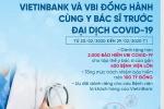 VietinBank và VBI đồng hành cùng các y, bác sĩ trước đại dịch COVID-19