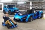 Vlogger Shmee150 - từ xe cỏ Renault đến McLaren Senna triệu đô