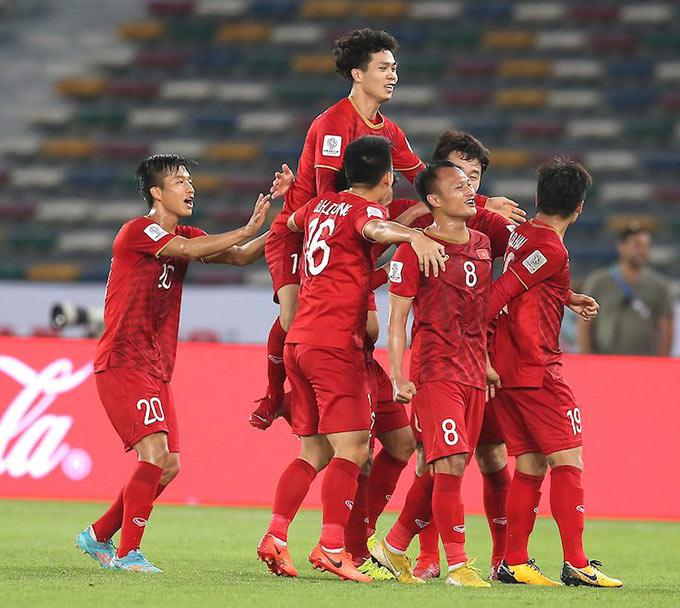 ĐT Việt Nam sẽ đá giao hữu với Kyrgyzstan dưới sự cổ vũ của khán giả nhà