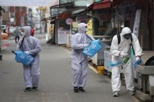 Số ca nhiễm virus ở Hàn có thể lên tới 10.000 vào giữa tháng 3