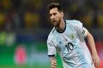 ĐT Argentina triệu tập đội hình: Gọi Messi & 6 cầu thủ từ tâm dịch COVID-19