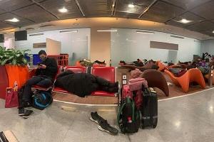26 người Việt kẹt ở sân bay Paris về Việt Nam ngày mai