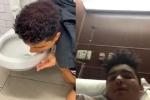 YouTuber dương tính với virus khi quay clip liếm nhà vệ sinh công cộng