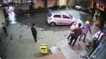 Nam thanh niên đánh bảo vệ khi được nhắc đeo khẩu trang