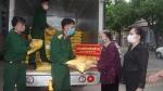 Hà Tĩnh: Cụ bà 101 tuổi dành tiền tiết kiệm mua 2 tấn gạo ủng hộ vùng cách ly