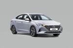 Ôtô sedan Hyundai Verna mới, đẹp, giá chỉ 291 triệu