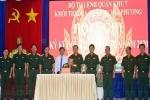 Bộ CHQS tỉnh phấn đấu nhận Cờ thi đua của Bộ Quốc phòng năm 2020