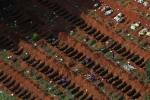 Động thái bất thường trong nghĩa trang lớn nhất Brazil
