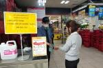 Hệ thống siêu thị, cửa hàng tiện ích tại Hà Nội: Vừa bán hàng vừa chống dịch